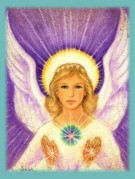 Arch Angel Ariel is my healing angel during I.E.T. Integrated Energy Therapy